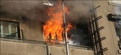 مصرع ربة منزل وابنتها في حريق بعقار بالمرج