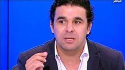 """تعليقناري لـ""""خالد الغندور"""" عقب هزيمة الزمالك أمام الطلائع"""