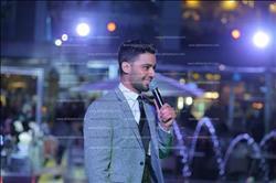 صور .. أحمد جمال و«سبايسي ميكس» يتألقون في حفلات العام الجديد