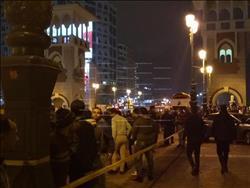 """أمن الإسكندرية: لا يوجد تقصير في حادث كوبري """"ستانلي"""""""