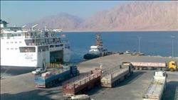 إغلاق ميناء نويبع بجنوب سيناء لسوء الأحوال الجوية وشدة الرياح