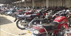 المرور: ضبط 4309 مخالفة متنوعة لدراجات نارية