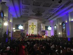رئيس الطائفة الإنجيلية يترأس احتفال عيد الميلاد المجيد