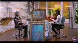 فيديو.. مصممة أزياء مصرية تروج للسياحة بفساتين «أسماك البحر الأحمر»