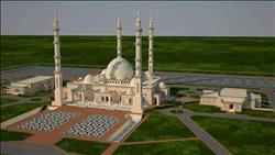 «إعمار الأرض» عنوان أول خطبة جمعة بمسجد «العاصمة الإدارية»