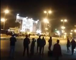 ننشر أول فيديو لإطلاق النار أمام قسم المقطم بعد محاولات اقتحامه