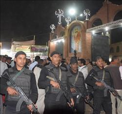 الوزراء يشاركون فى احتفالات عيد الميلاد بكاتدرائية العاصمة الإدارية