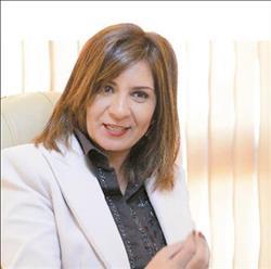 حوار  وزيرة الهجرة: أنا مقصرة فى حق الجاليات المصرية بأوروبا