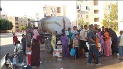 استغاثة مواطن| «يتيم الجيزة» محروم من المياه