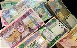 أسعار العملات العربية.. الدينار الكويتي ٥٨.٥ جنيها والريال ٤.٧٠ جنيها