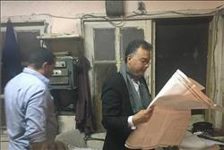 وزير النقل: الانتهاء من تطوير 1111 مزلقانا نهاية 2018