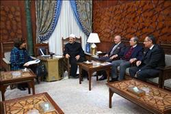 شيخ الأزهر يستقبل سفيري مصر بماليزيا وتايلاند