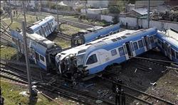إصابة 200 شخص في تصادم قطارين بجنوب أفريقيا