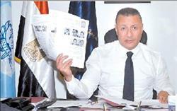 مدير الإنتربول المصرى: حصلنا على قاعدة بيانات بالمقاتلين الأجانب لمنع تسللهم للبلاد