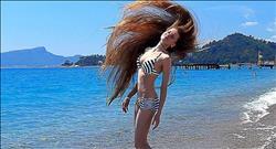 فيديو| تعرف على صاحبة أطول شعر في العالم