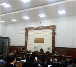مد أجل الحكم على متهم بخلية طنطا الإرهابية لـ١١يناير