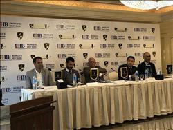 البنك التجاري الدولي- مصر CIB يرعى أكاديمية الإسكواش بوادي دجلة
