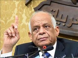 رئيس النواب: «مفيش زراعات بتتروي بمياه الصرف في مصر»