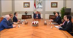 السيسي لرئيس «كاتربيلر»: مصر منفتحة للتعاون مع جميع الشركات العالمية
