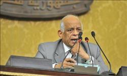 رئيس مجلس النواب يستقبل وفد مجموعة الصداقة البحرينية المصرية