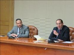 نائب وزير المالية : خطة لرفع كفاءة العمل وتحسين الأداء الاقتصادي والمالي