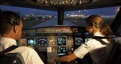 عقوبة رادعة لطيار صفع مساعدته وتركا قمرة القيادة