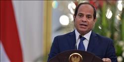 الرئيس السيسي يؤكد دعمه لحرية الرأي والتعبير والإبداع بمصر