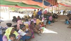 مدير المركز الإعلامى الروهنجي: الأمراض تحاصر أطفالنا في مخيمات اللاجئين