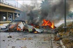 مقتل مدني وإصابة ثلاثة آخرين بانفجار عبوة ناسفة شمالي بغداد