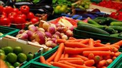 ننشر أسعار الخضروات بسوق العبور