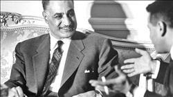 عبد الناصر في عيون الشرق والغرب..«الزعيم والعدو»| صور
