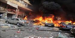 إصابة شرطي ورجل مرور وعدد من المواطنين إثر تفجير بساحة عدن ببغداد