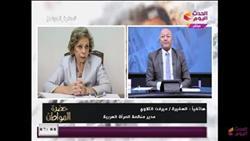 «التلاوي»: المرأة هي مفتاح التنمية في مصر.. «فيديو»