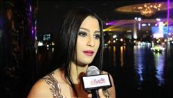 فيديو| يسرا المسعودي: أعشق مصر.. وانتظروني في «كارما وأهل الكهف»
