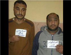 ضبط أمناء الشرطة «المزيفين» بحدائق القبة
