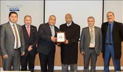 رئيس العربية للطيران المدني يفتتح مركز الايكاو بتونس