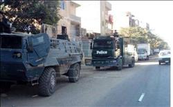 صور..ضبط 12 من العناصر الإجرامية شديدة الخطورة بالقاهرة
