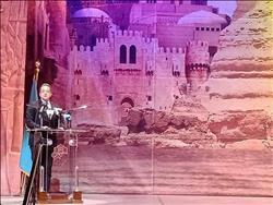 العناني يشكر أسامة هيكل على جهوده تجاه نقابة الأثريين