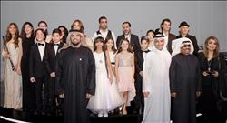 حسين الجسمي يدعم الأطفال الموهوبين في الموسيقى والغناء