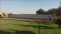 إزالة 33 حالة تعدٍ على الأراضي الزراعية وأملاك الدولة بديروط