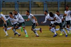 المصري يسقط في فخ التعادل أمام وادي دجلة