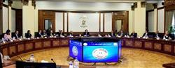 ننشر صور «اجتماع الحكومة» اليوم بحضور الوزراء الجدد