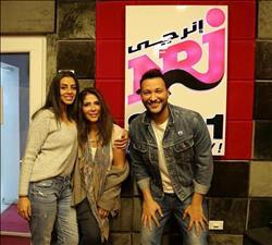 منى زكي: أحب أغاني المهرجانات.. وأتمنى العمل مع أحمد حلمي