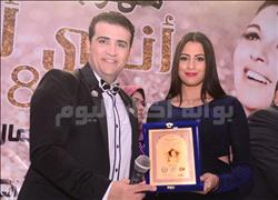 صور  تكريم ميار الببلاوي وهند عاكف ويسرا المسعودي بمهرجان «أنتي أحلى»