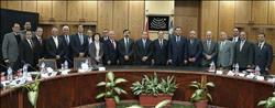 البنك الأهلي المصري وكيل لحساب متحصلات حقل ظهر للغاز الطبيعي
