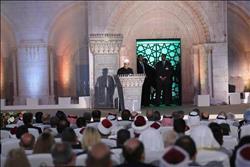 بعد قليل.. شيخ الأزهر يلقي البيان الختامي لمؤتمر الأزهر العالمي لنصرة القدس