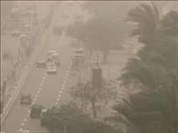 تعرف على آثار موجة الطقس السيئة على محافظات مصر