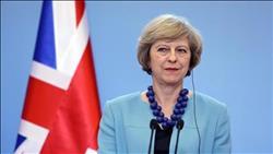 تيريزا ماي: بريطانيا تريد التوصل لاتفاق تجاري شامل مع الاتحاد الأوروبي