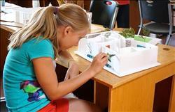 «المعماري الصغير» ورشة عمل بمكتبة مصر الجديدة للطفل