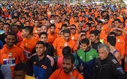 المصرية للاتصالات ترعى ماراثون مستشفى شفاء الأورمان بالأقصر